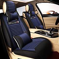 coussin de siège linge coussin de voiture housse de siège quatre saisons universel respirant et confortable un ensemble de cinq