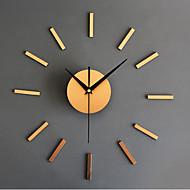 Modern / Contemporary Żeglarskie Zegar ścienny,Nowość Akrylowy Metal 30 Domowy Zegar