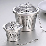 1kpl ruostumaton teräs pölypussi teetä maustettu keitto maku tee pallo