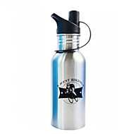 WEST BIKING® 600 ML Stainless Steel Non-staining Bike Water Bottle