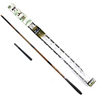 Fishing Rod Telespin Rod Carbon steel 360 M General Fishing Rod Brown