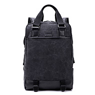 Unisex Laptop Bag Canvas All Seasons Formal Casual Outdoor Office & Career Professioanl Use Messenger ZipperBlack Coffee Army Green Earth