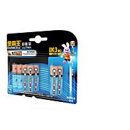 1.5V סוללת AAA אלקליין Duracell עבור צג לחץ דם / דם מד הגלוקוז / צעצועים חשמליים 12 חבילות