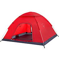 OSEAGLE 2 personer Telt Enkelt Automatisk Telt Et Værelse camping telt 2000-3000 mmFugtsikker Vandtæt Åndbarhed Ultraviolet Resistent
