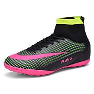 sportos cipő tavaszi nyári őszi téli kényelem pu szabadtéri atlétikai fűzős fekete kék zöld narancs foci
