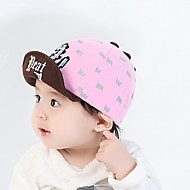 Kid's Cute Cotton Knitting Deerlet  Hat From 6 to 12 Months