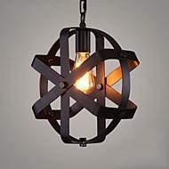 Montagem do Fluxo ,  Contemprâneo Tradicional/Clássico Rústico/Campestre Vintage Retro Lanterna Bateria Rústico Esfera Tigela Outros