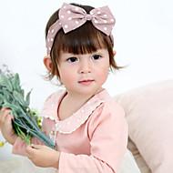 cute baby Strickn Turban Punkt Stirnbänder des Kindes