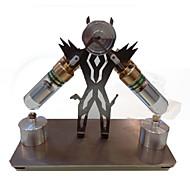 Stirling Machine kijelző Típus Fejlesztő játék Tudományos játékok Motormotor modell Gép DIY