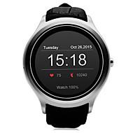 心拍数モニタGoogle Playの512メートルラム4GのROMのスマートウォッチで1番d5のアンドロイド4.4のBluetooth GPS