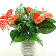 1 Ág Műanyag Others Asztali virág Művirágok 20*20*32