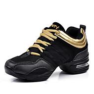 Buty do tańca-Damskie-Jazz Adidasy do tańca Taniec nowoczesny-Brak możliwości personalizacji-Płaski obcas-