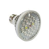 15W E27 LED-drivhuslamper 40 SMD 5730 800-1200 lm Varm hvit UV Rød Blå V 1 stk.