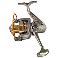 Role za ribolov Smékací navíjáky 5.1:1 8.0 Kuličková ložiska VyměnitelnýMořský rybolov Spinning Rybaření ve sladkých vodách Obecné
