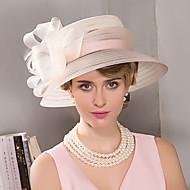 Feather Headpiece-Wedding Special Occasion Casual Outdoor Fascinators Hats 1 Piece