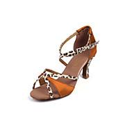 Sapatos de DançaFeminino-Personalizável-Latina