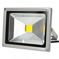 hkv®1pcs 20wフェスティバルled投光器の統合1800-2000 lm暖かい白クールホワイトナチュラルホワイト防水ac85-265 v