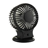 petit ventilateur rechargeable d'un ventilateur portable sur la table mini fan fan USB charge double ventilateur Hakaze