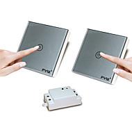 fyw dubbel kontroll ett gäng kontakt fjärrkontroll byta inget behov av att skära väggen ledningar kan klistras på något ställe