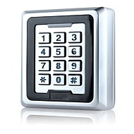 Kdl aleación de zinc puerta electrónica de hotel de bloqueo de seguridad del sistema c30 para la puerta automática