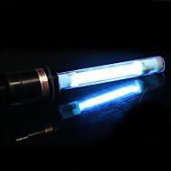 אקווריומים קישוט אקווריום מסננים כחול מחטא מנורת לד 220V