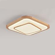 埋込式 ,  現代風 クラシック ペインティング 特徴 for LED ウッド/竹 リビングルーム ベッドルーム ダイニングルーム 研究室/オフィス キッズルーム 廊下 ガレージ