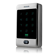 Kdl keyless controle de acesso de bloqueio de porta 125khz com leitor de cartão wiegand