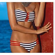 Damen Bikinis - Einfarbig Acryl Elasthan Stirnband