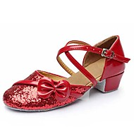 Sapatos de DançaInfantil-Personalizável-Latina