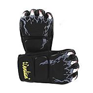 Rękawice bokserskie na Boks Bez palców Ochronne PU Black Yellow Czerwony Niebieski