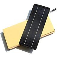 Liangguang zonnepaneel batterijlader voor outdoor 4.5W 12v
