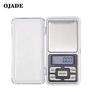 monkeyjack 0,01 g-200g grammaa mini digitaalinen LCD vastapainon tasku korut timantti asteikolla