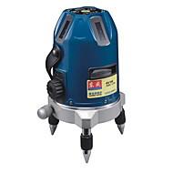 Dongcheng® 5 linha 1 pontos 635nm infravermelho vermelho laser marcação instrumento nivelamento linha laser