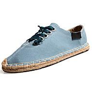 Herren-Sneaker-Outddor-Tüll-Flacher Absatz-Komfort-