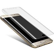 zxd 3d kaareva pehmeä näytönsuoja Samsung Galaxy s7 reuna koko TPU kansi suojakalvo (ei karkaistu lasi)
