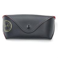 Brillenreiniger Kulturtasche für KulturtascheSchwarz/Rot