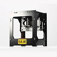 caixa de laser de 1000MW dk-8-kz neje / a laser máquina de gravação / impressora