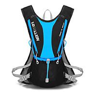 Mochila de Ciclismo mochila para Esportes Relaxantes Viajar Corrida Bolsas para Esporte Lista Reflectora Vestível Respirável