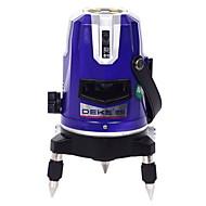 Deke® 3 linha 530nm laser verde infravermelho marcação instrumento nivelamento linha laser