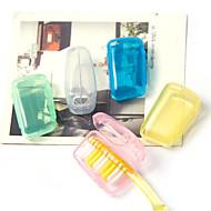 Reise Pakkeorganiserer Toalettsaker Fukt-sikker Støvtett Ultra Lett (UL) Antibakteriell Bærbar Plast