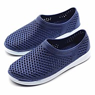 Sandály-Guma-Pohodlné-Pánské--Outdoor Běžné-Plochá podrážka