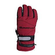 Ski-Handschuhe Vollfinger Unisex Sporthandschuhe warm halten Wasserdicht tragbar Verhindert Scheuerung Leicht Skifahren Eislaufen Winter