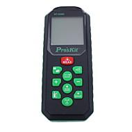 Medidor portátil da distância do laser de 60m 196ft do proskit nt-6560 com distância&Medição de ângulo (1,5 aaa baterias)