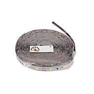 12W W סרטי תאורת LED גמישים 300 lm DC12 5 מ ' 300 נוריות לבן חמים לבן אדום כחול ירוק