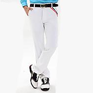 Miesten Hihaton Golf Alaosat Hengittävä Anatominen tyyli Mukava Valkoinen Musta Sininen Khaki Golf Vapaa-ajan urheilu