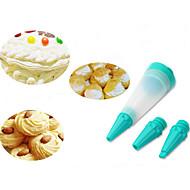 デコレーションツール ケーキのための チョコレートのための キャンディのための プラスチック シリコーン DIY 環境に優しい