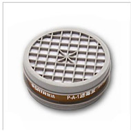 Ster p-a-1 cartridge deur apparaat anti-organisch gasmasker / 1