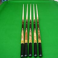 Três quartas-de duas peças Cue Cue Sticks & Acessórios Sinuca Piscina multi-ferramenta Bordo