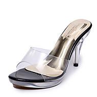 Dame-silica Gel-Stiletthæl-Komfort-Høye hæler-Formell Fritid-