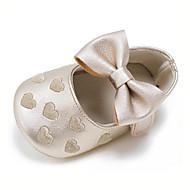 Kinderen Baby Loafers & Slip-Ons Eerste schoentjes Synthetisch Zomer Herfst Causaal Formeel Feesten & Uitgaan Eerste schoentjes Strik